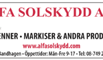 Alfa-Solskydd-AB